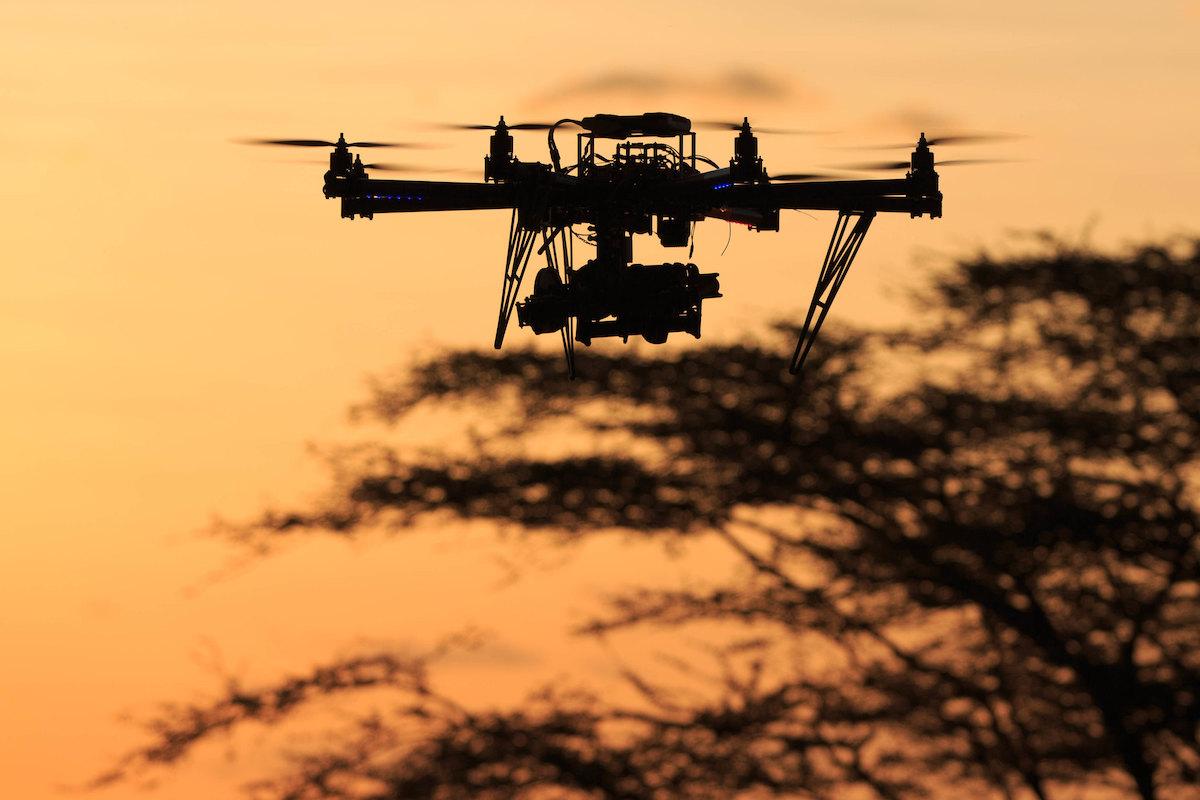 Drohne, Afrika, Landwirtschaft, Medikamente
