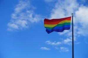 Regenbogen-Flagge. Foto: GK von Skoddeheimen / Pixabay (CC0)
