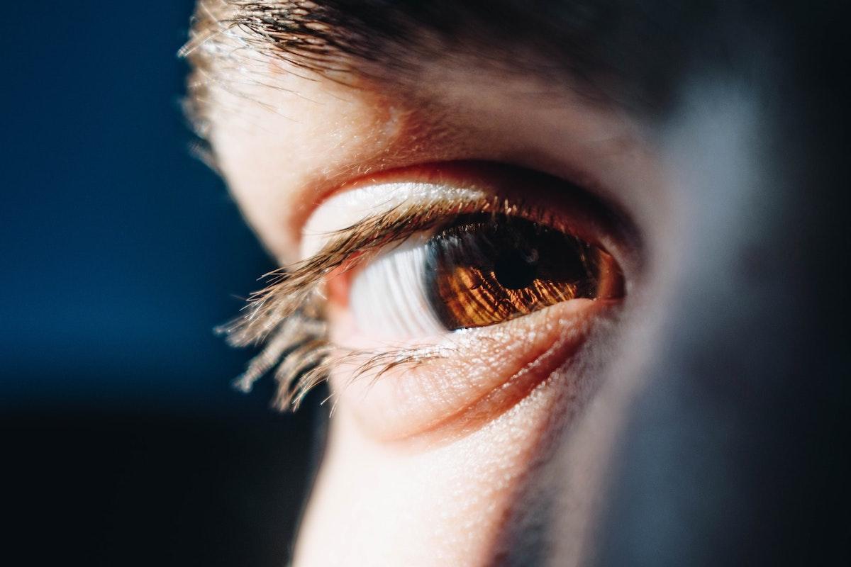 Auge, Netzhaut, Retina, Blindheit, Sehschwäche. Foto: Bacila Vlad / Unsplash (CC0)