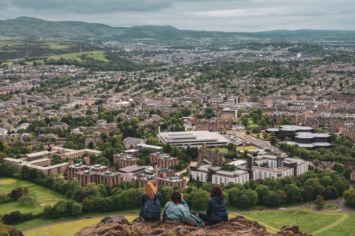 Edinburgh, Scotland, Arthur Seat
