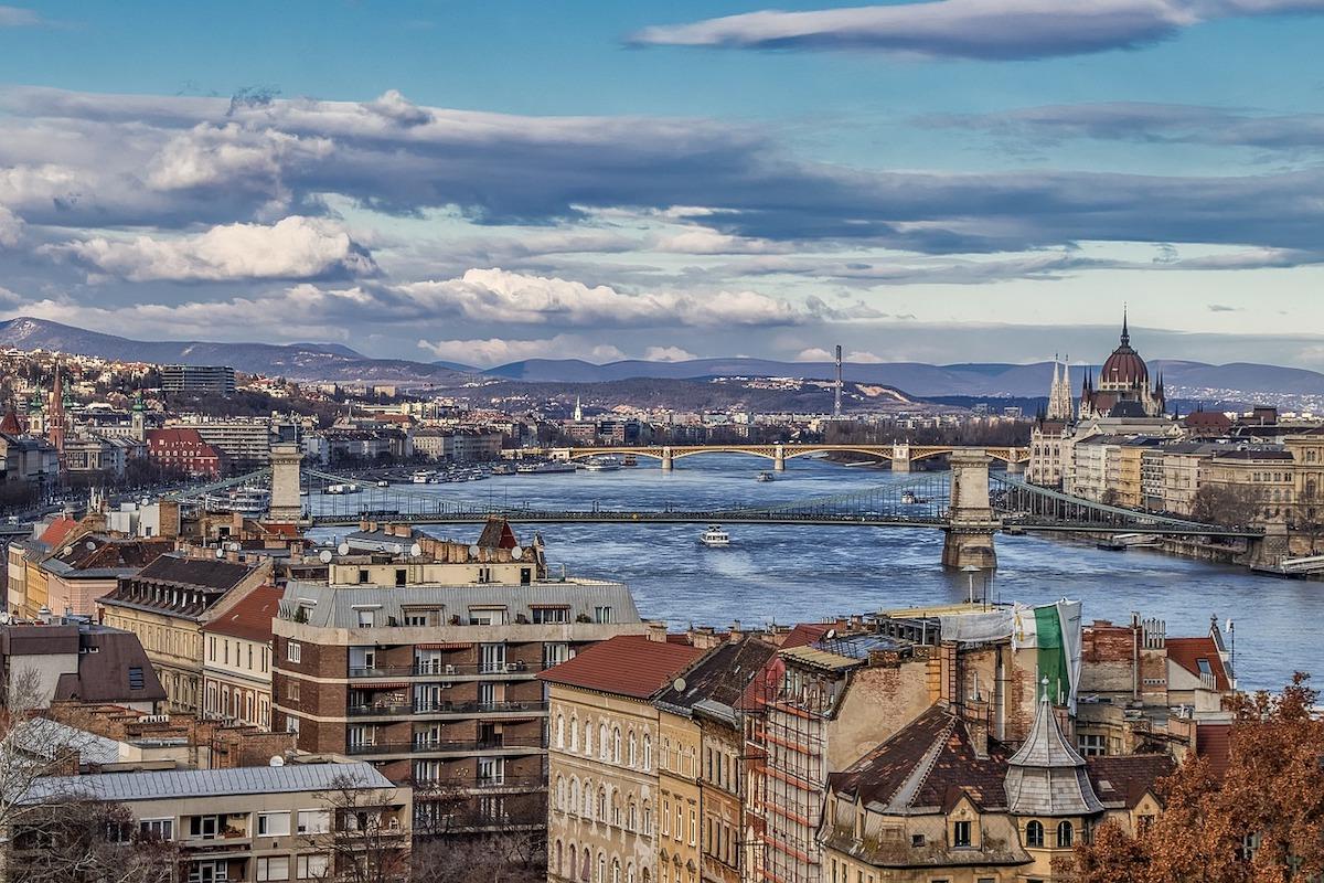 Budapest, Innenstadt, Parlament