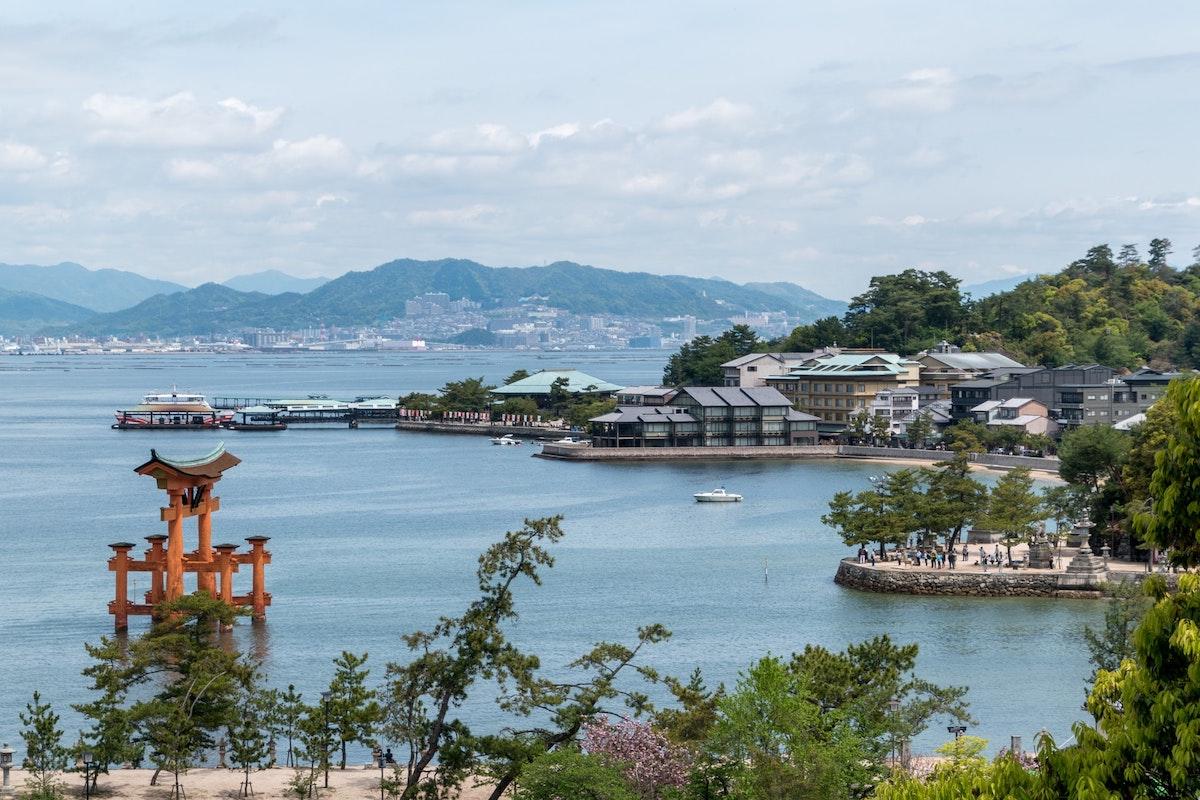 Küste, Meer, Japan