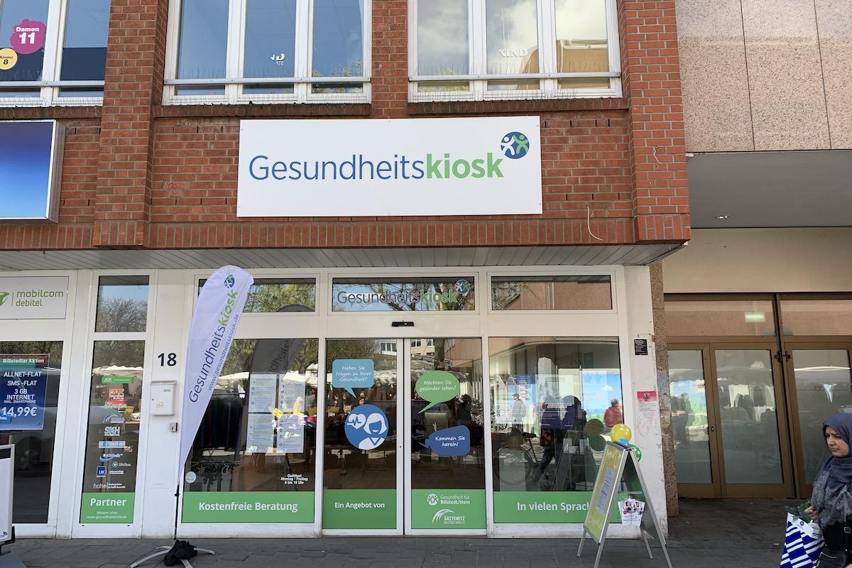 Gesundheitskiosk Hamburg