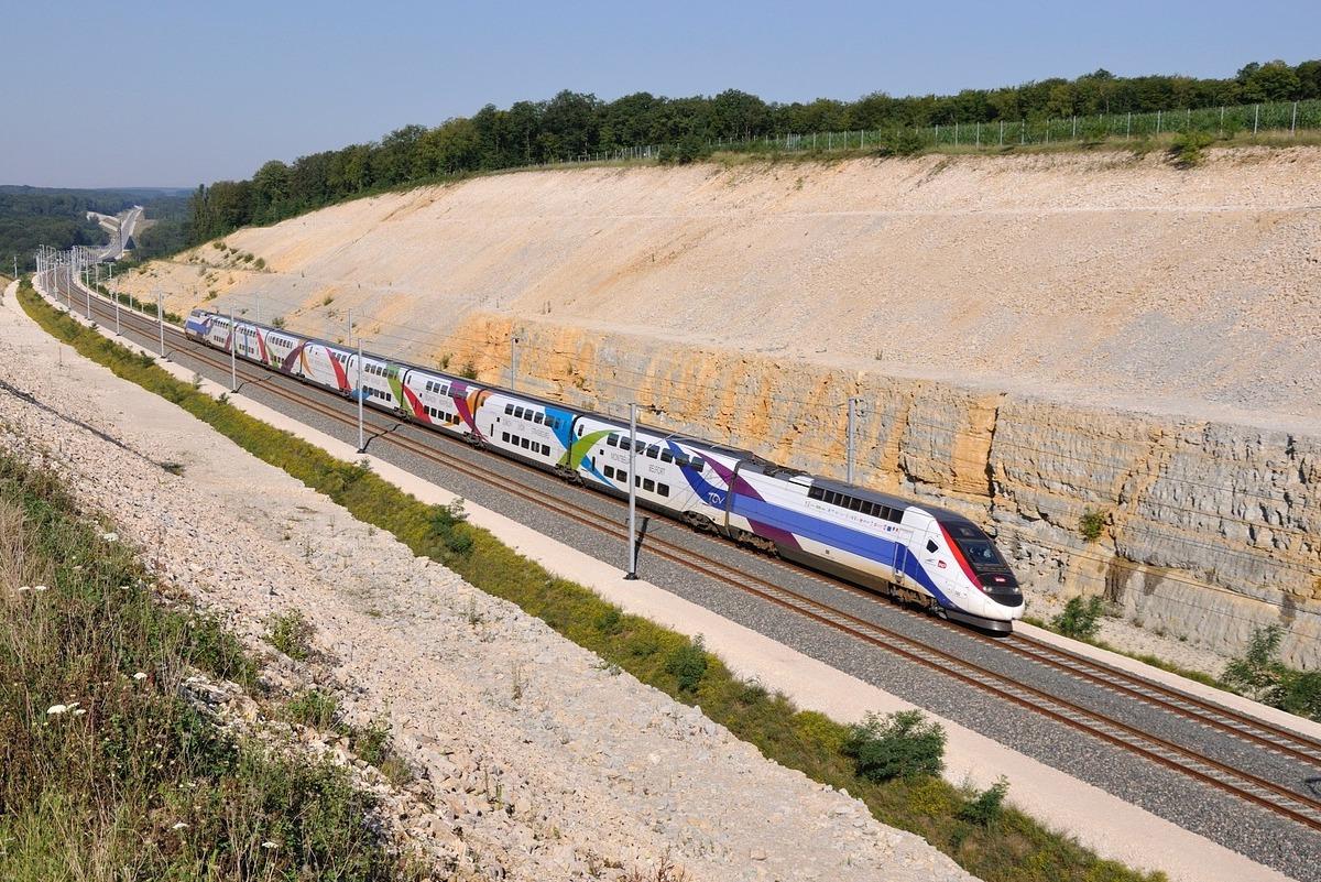 TGV, Zug, Schnellzug, Hochgeschwindigkeitszug