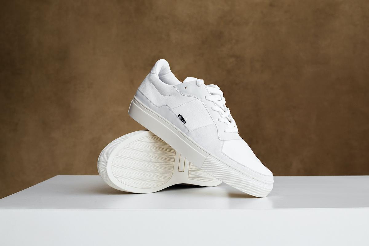 Reparierbare Sneakers, Turnschuhe von Sneaker Rescue, First Fair Sneaker