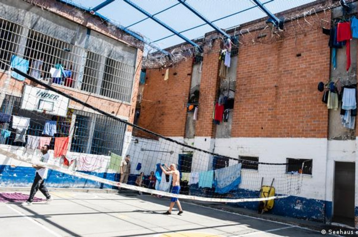 Gefängnis ohne Wärter, Brasilien
