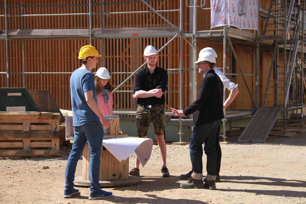 Bauen, Baustelle, Haus, Wohnung, Wohnraum
