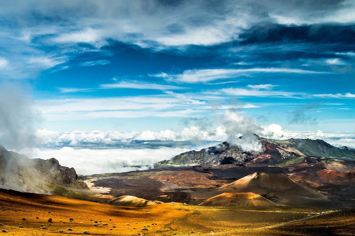 Landschaft, Wetter, Klima, Umwelt, Natur