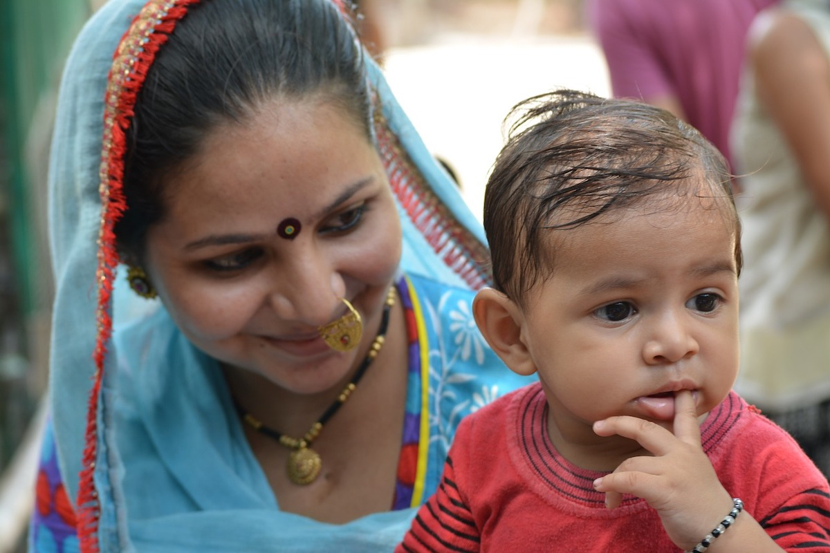 Mother, Child, India, Maternal Health