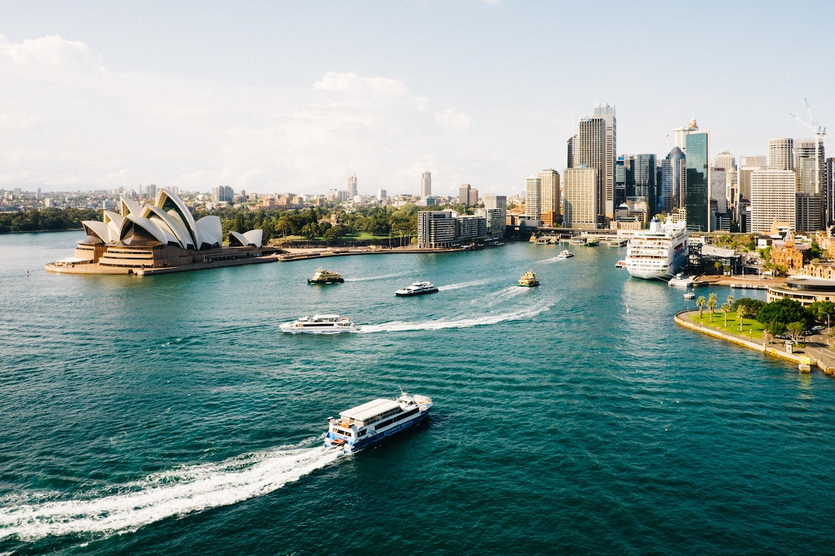 Sidney-Skyline. Photo: Dan Freeman / Unsplash (CC0)