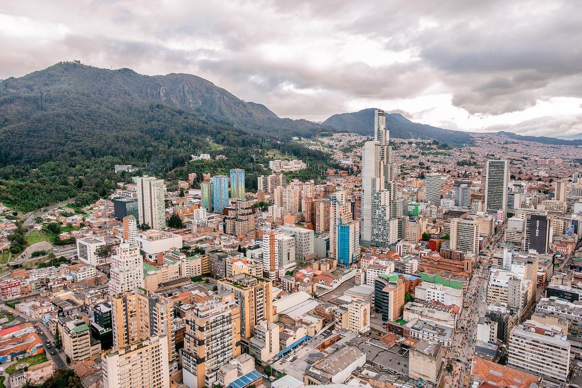 Bogota, city, streets